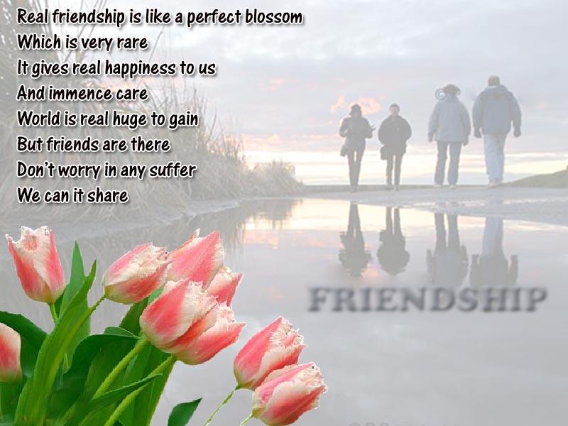 Puisi Persahabatan Sejati Singkat 2013 Info Kita