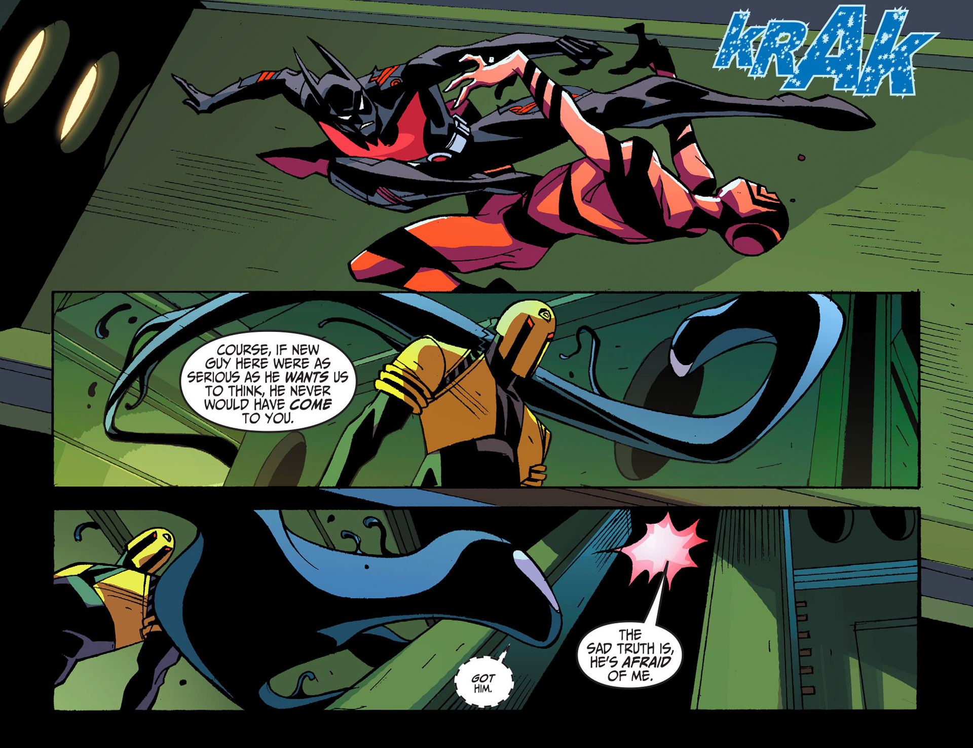 Batman Beyond 2.0 Issue #5 #5 - English 16