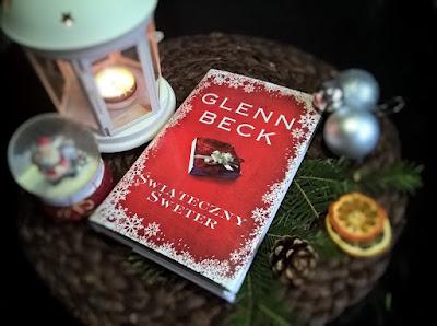 """""""Świąteczny sweter"""" Glenn Beck"""