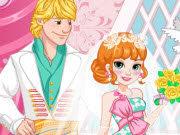 Frozen Princess Anna Wedding