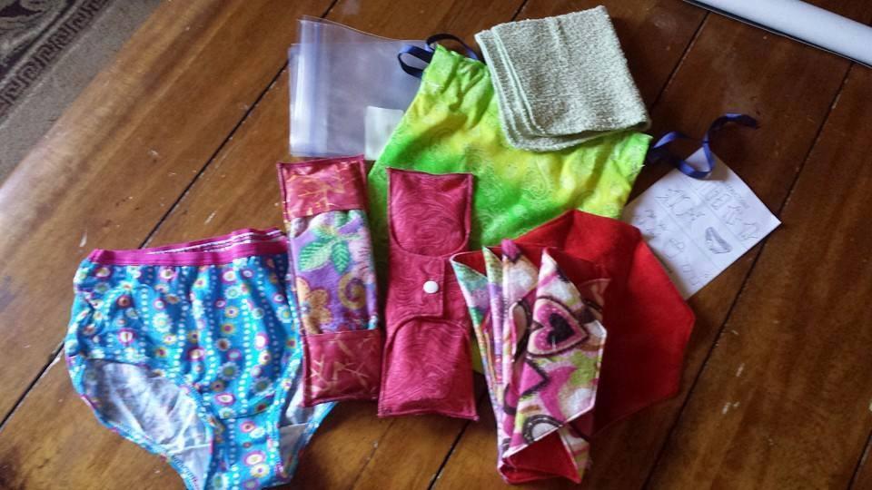 Feminine Hygiene Kits