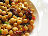 Chickpea and Fresh Ginger Salad