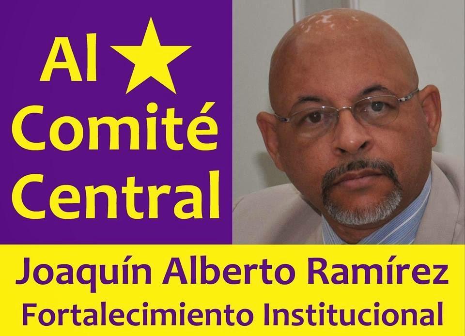 JOAQUIN RAMIREZ, Por el fortalecimiento institucional