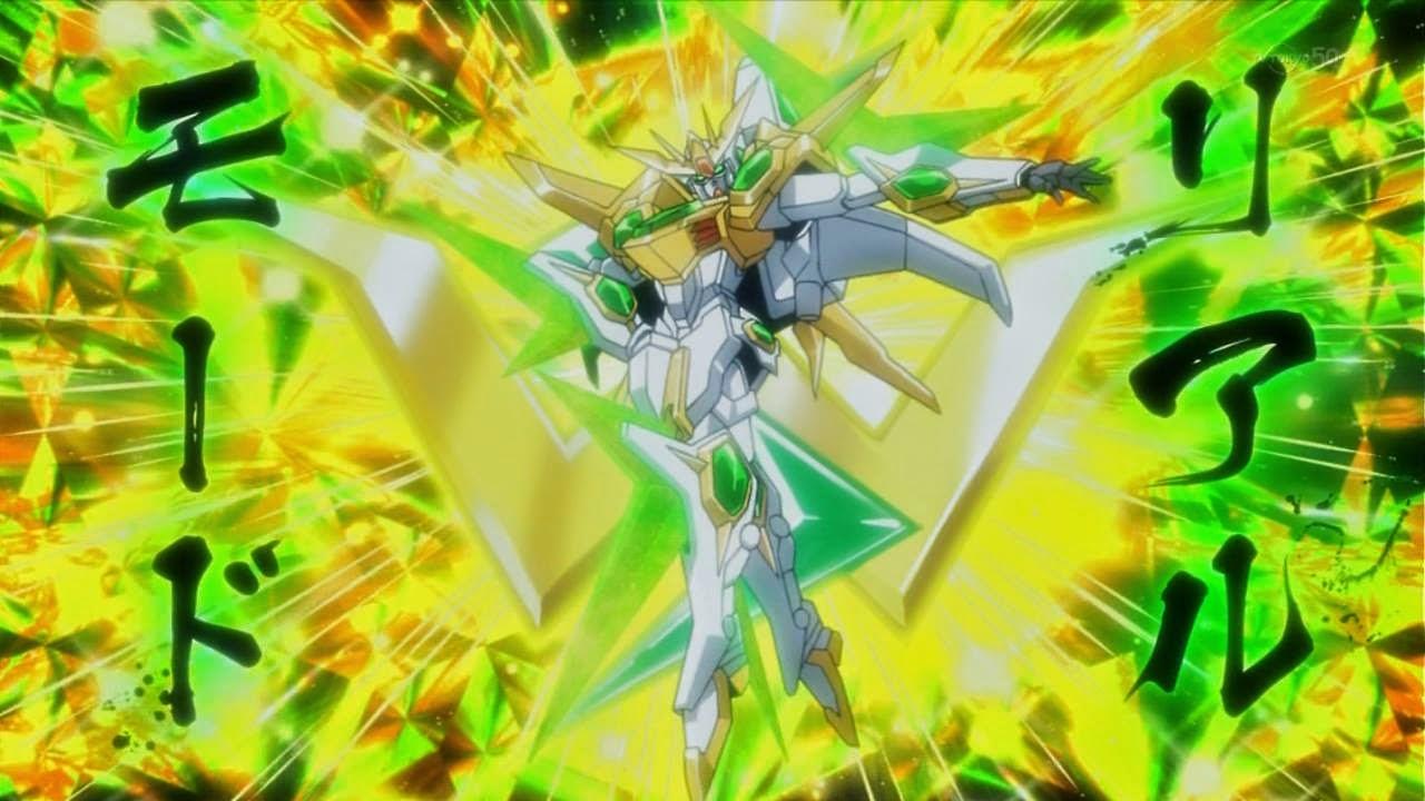Star Winning Gundam Real Mode with Animated GIF - Gundam ...