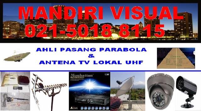 Toko Pasang Antena TV