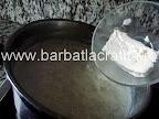 Budinca de orez preparare reteta