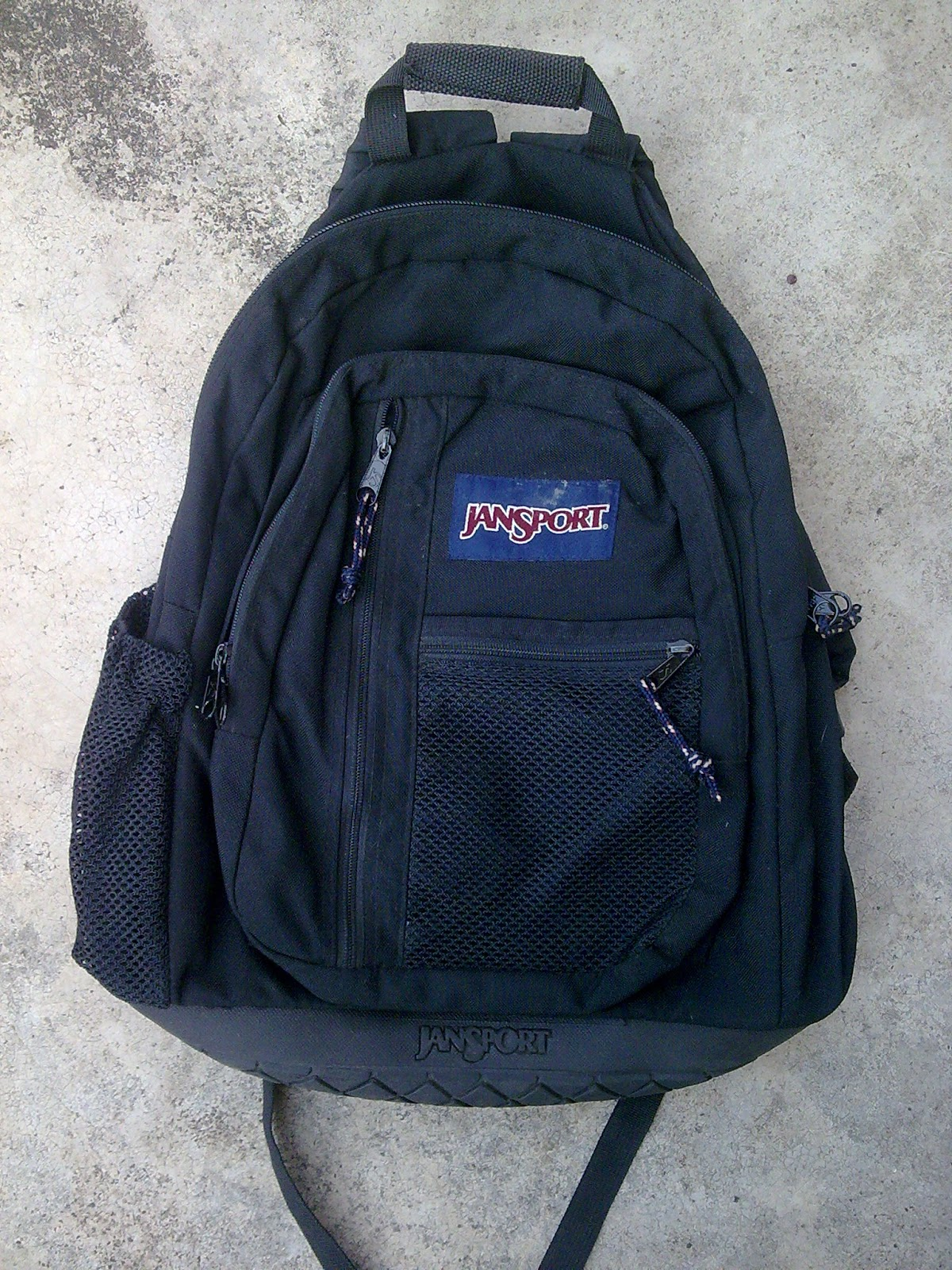D0rayakeebag Jansport Rubber Bottom Large Bagpack Sold