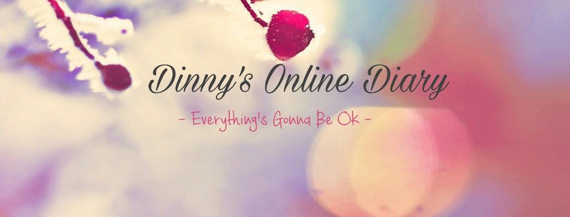 Dinny's Online Diary