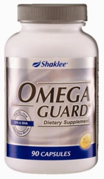 kulit cerah dengan Omega 3