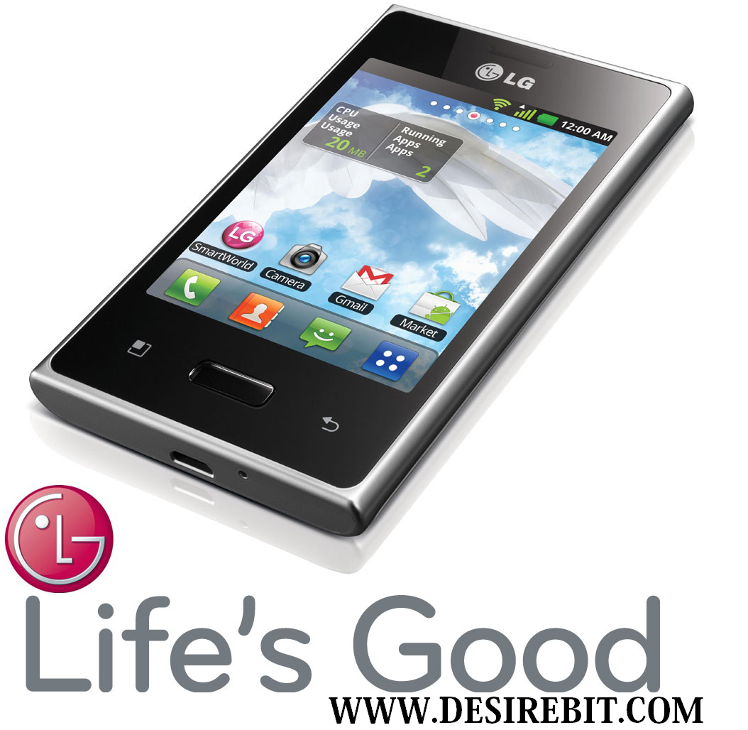 Requirements To Update ICS Official CM9 ROM On LG L# E400Mobile Phone.
