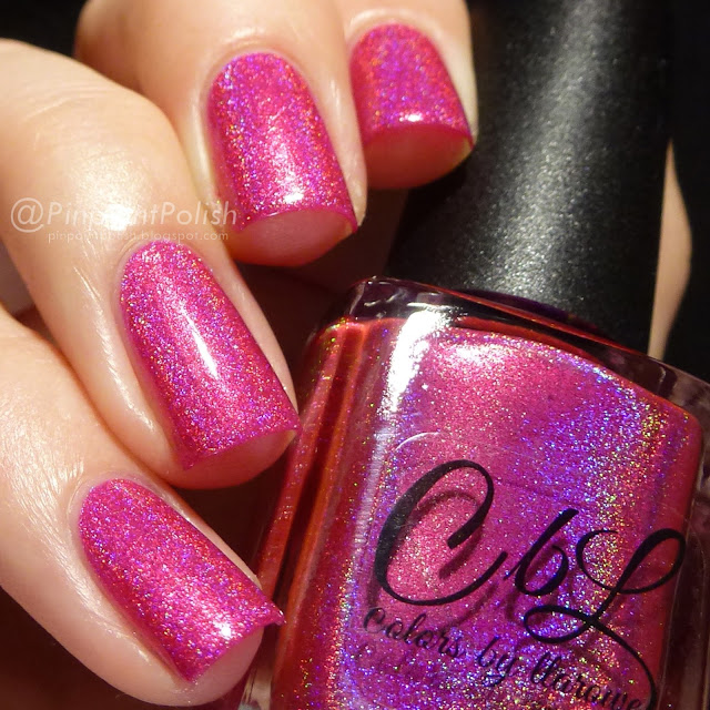 Vivian + edward, Colors by Llarowe, Pretty woman collection, swatch