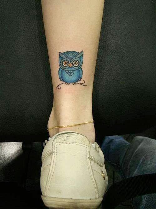 Six Amazing Owl Tattoos