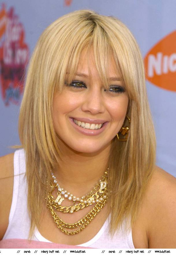 Hilary Duff Hairstyle Trends: Hilary Duff Hairstyle Trends