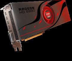 NVIDIA vs AMD - Clash of the GPUs : AMD Radeon HD 6990 graphics card
