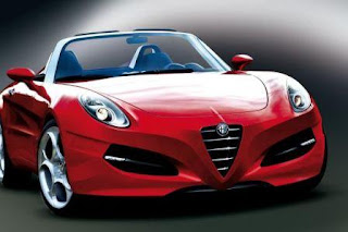 Alfa Romeo and Mazda will share their new roadsters develop and build