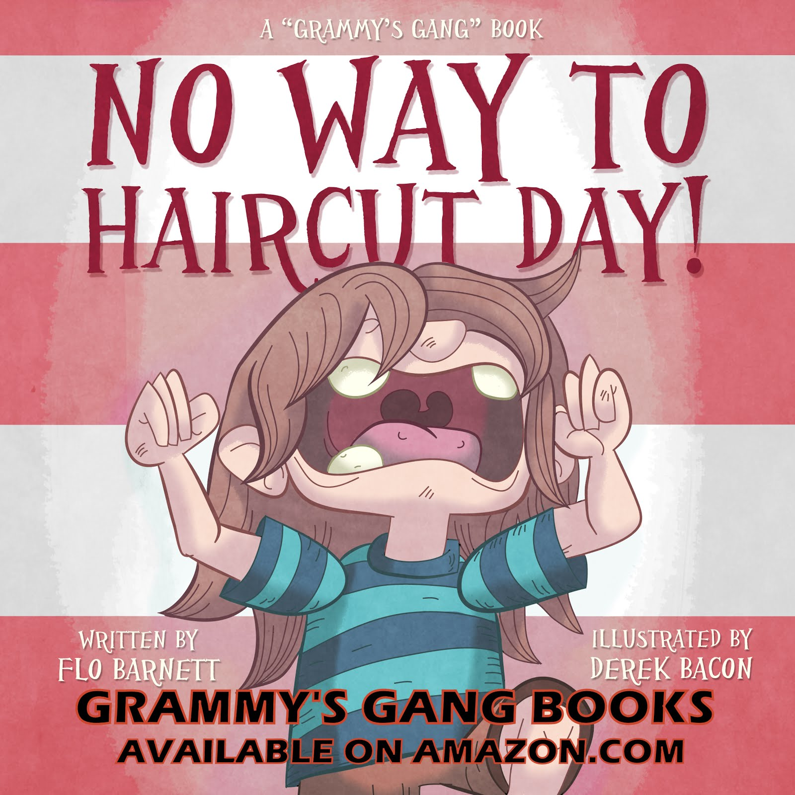 No Way To Haircut Day!