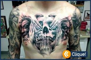 Apenas mais uma Tattoo incrível