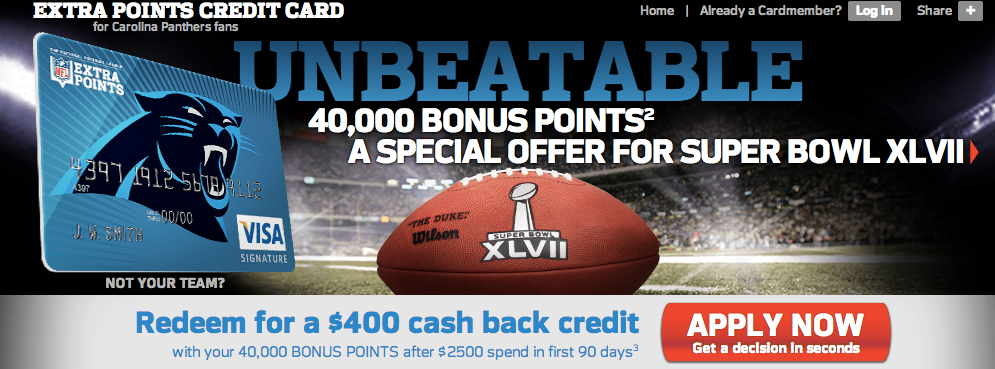 Chase Debit Card Designs Nfl