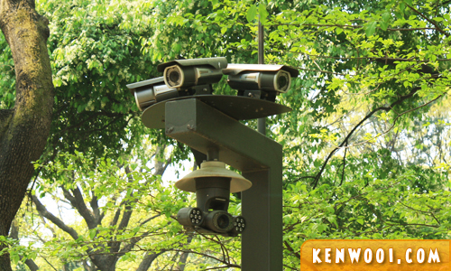 korea seoul surveillance camera