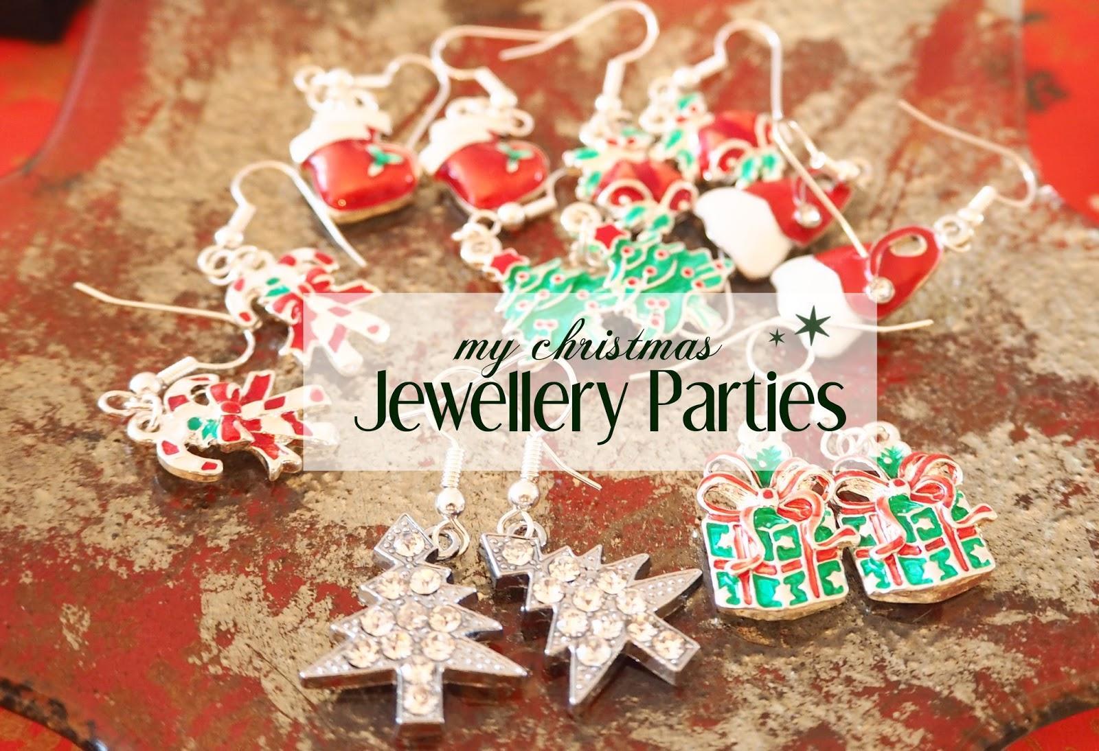 My Beaded Treasures Christmas Jewellery Parties | Katie Kirk Loves