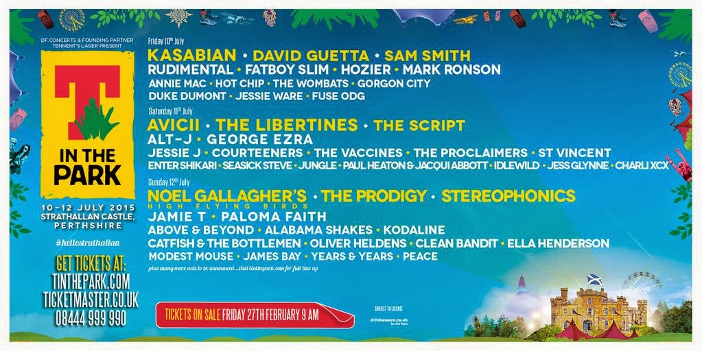 Afrojack T in the Park