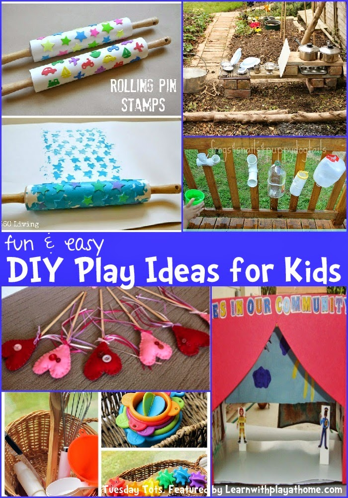 learn with play at home fun and easy diy play ideas for kids