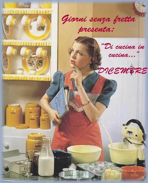 Questo mese il contest è nella mia cucina