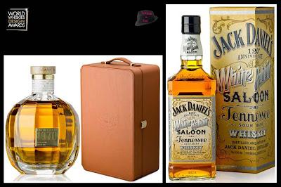 Los mejores diseños de whisky 2013