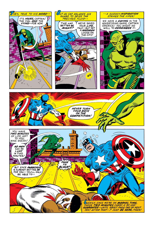 Captain America (1968) Issue #157 #71 - English 21