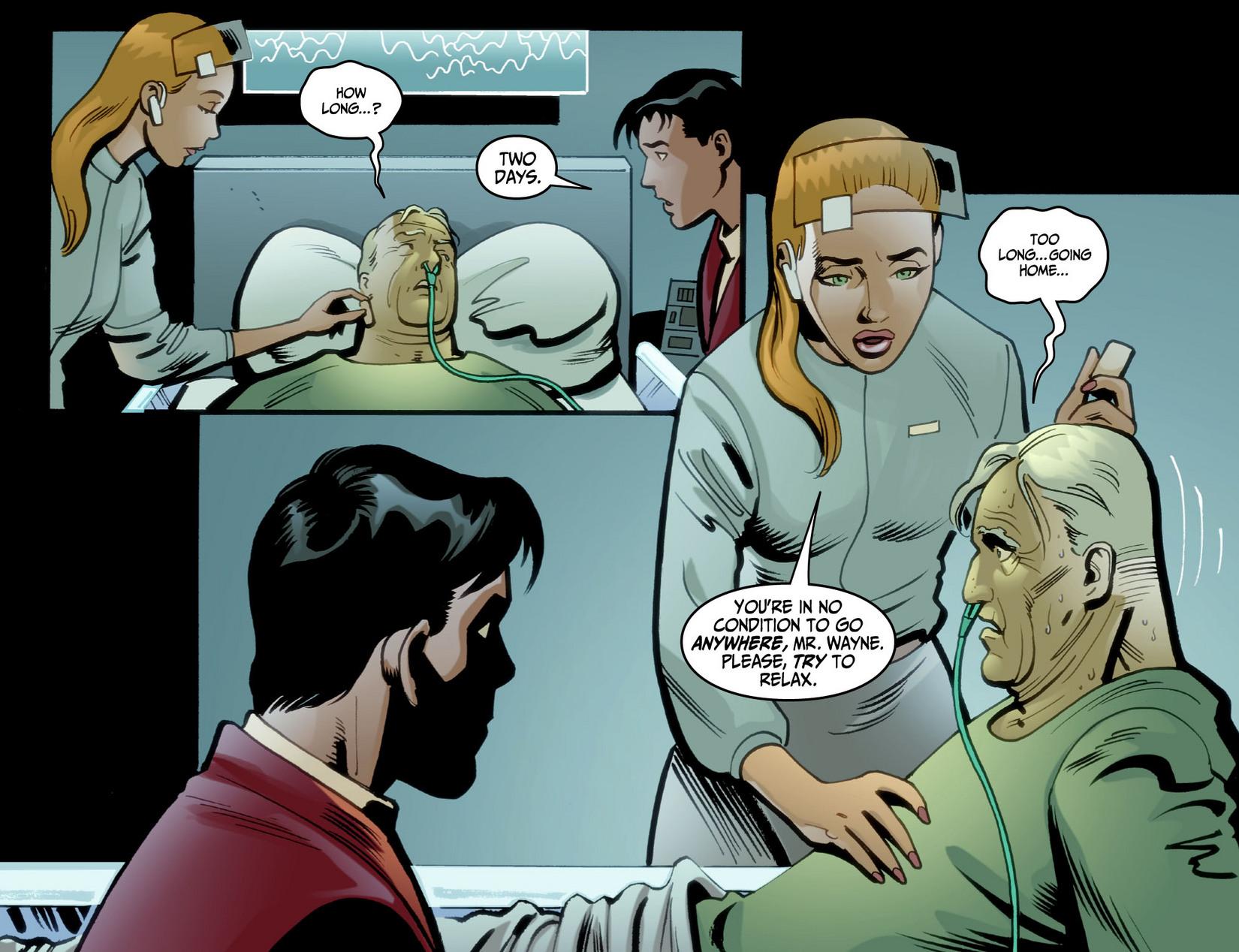 Batman Beyond (2012) Issue #11 #11 - English 6
