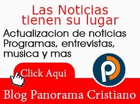 Blog Panorama Cristiano