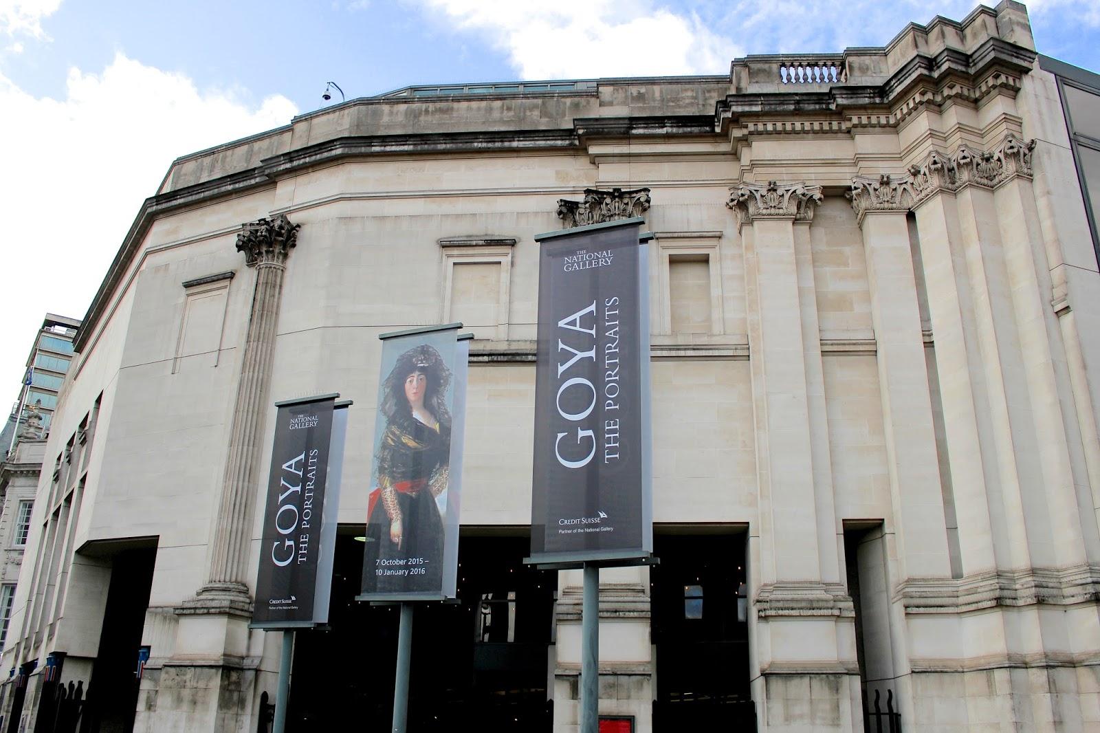 Goya The Portraits National Gallery