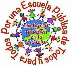 POR LA  CLASE DE RELIGIÓN EN EL SISTEMA EDUCATIVO ESPAÑOL