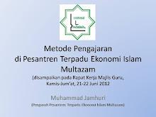 Metode Pengajaran di PTEI  Multazam