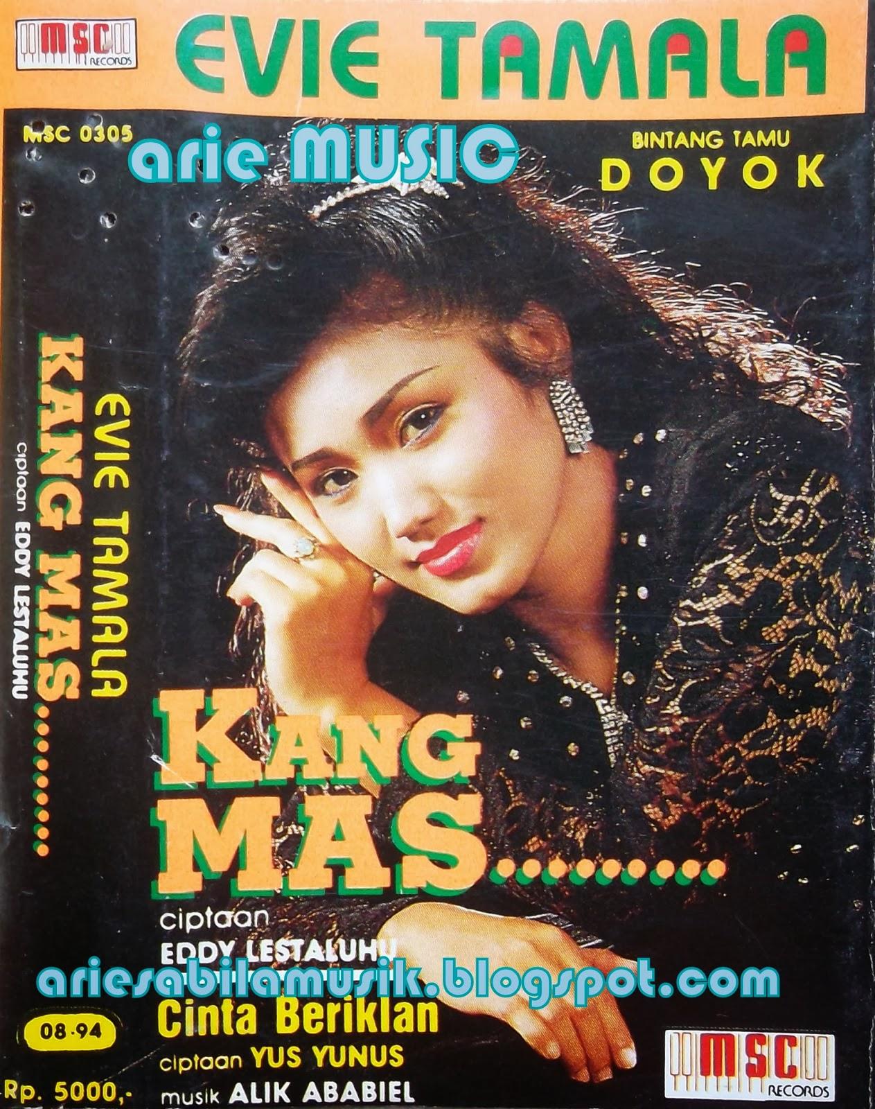 arie music evie tamala feat doyok   kang mas 1994
