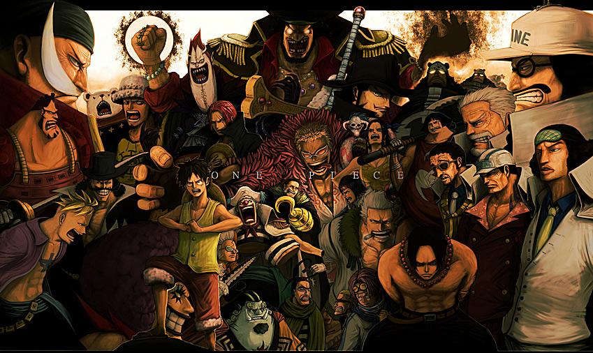 One Piece Chapter 717: Những người Dressrosa bị lãng quên 019