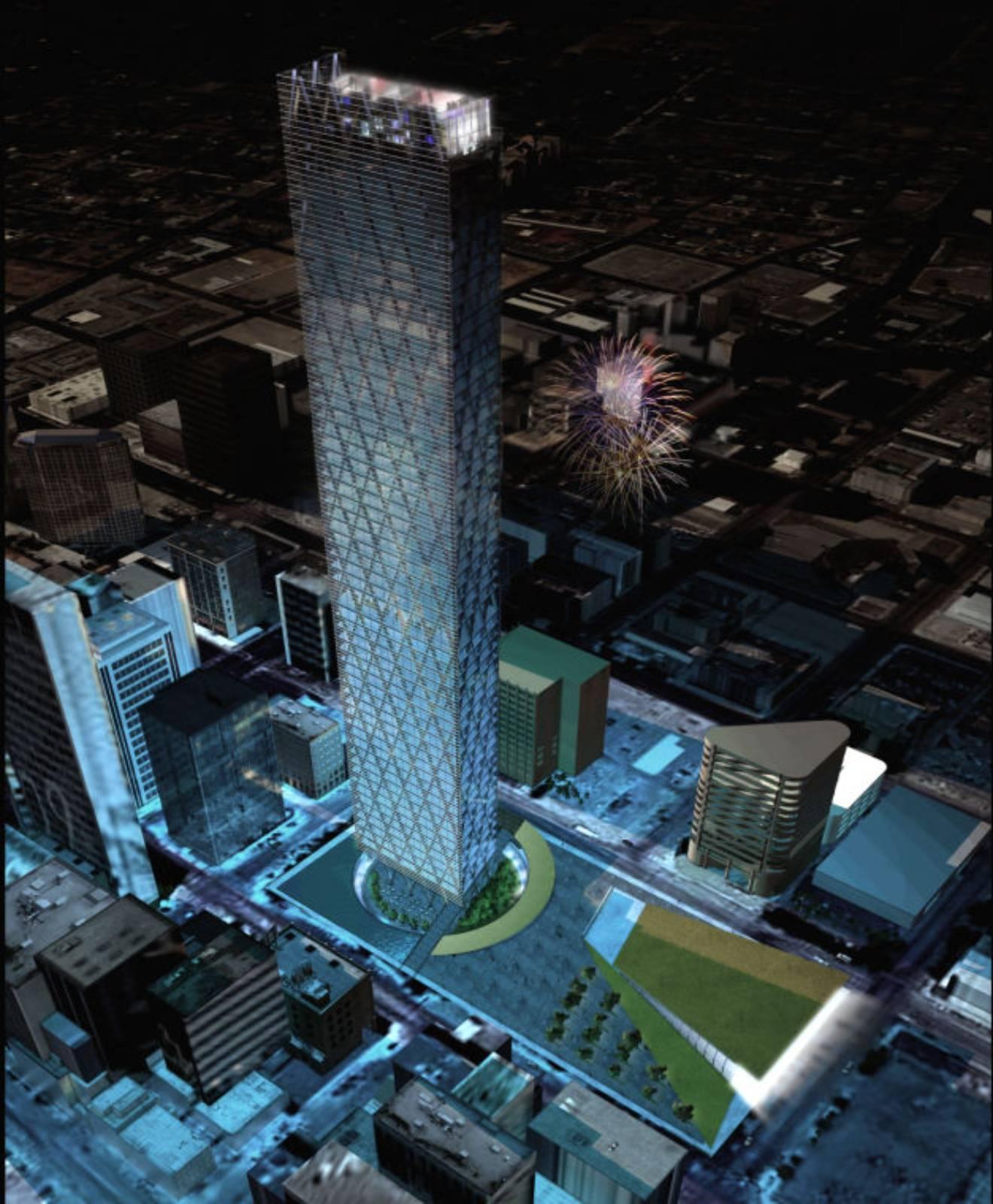 Energy Tower By Edmonds International
