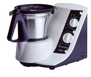 robot cocina thermomix