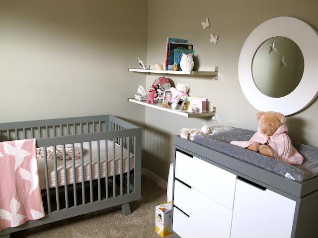 Scarlet's nursery