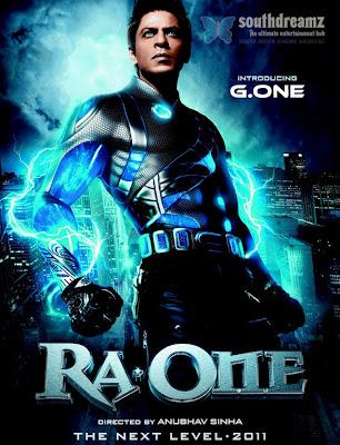 Shahrukh Khan Movie Ra. One Wallpapers
