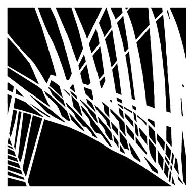 PALM FRONDS SILHOUETTE MINI