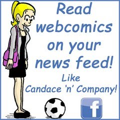 Come On Over and Say Hello To Candace