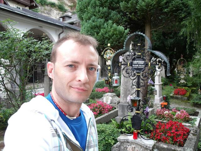 Cementerio de San Pedro de Salzburgo, Austria