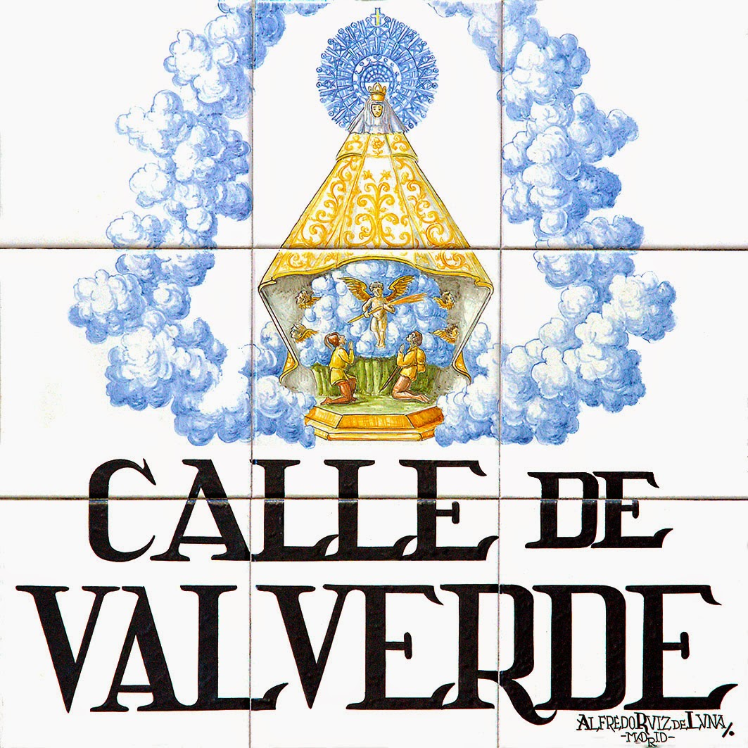 Calle de Valverde