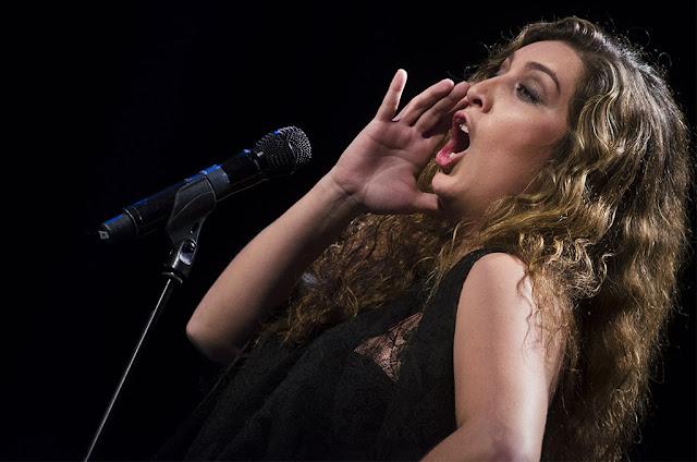 Estrella Morente - Festival Flamenco Bankia - Teatro Circo Price (Madrid) - 7/2/2012