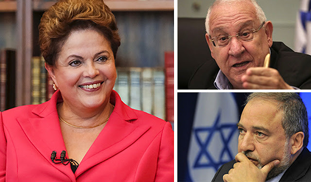 A riqueza do Brasil está nas mãos dos sionistas