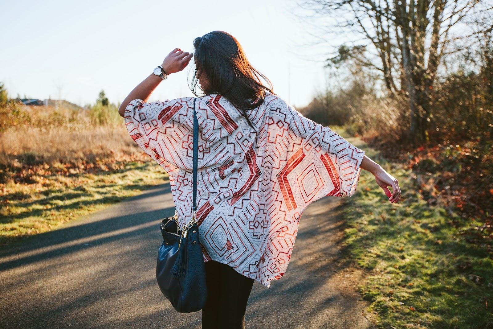 The Printed Kimono: The Northwest Edition