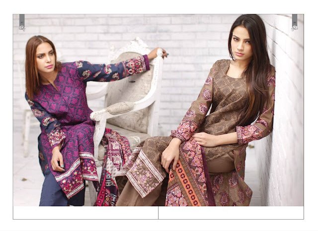 RabeaDesignerLawnwwwShe9blogspotcom252822529 - Rabea Designer Lawn Collection | Embroidered Lawn Collection of 2