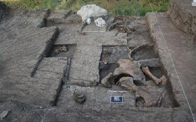 Αρχαιολογική θέση της Κατώτερης Παλαιολιθικής στη Μεγαλόπολη Αρκαδίας