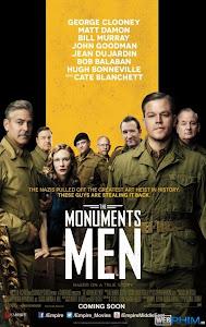 Xem Phim Cổ Vật Bị Đánh Cắp - The Monuments Men